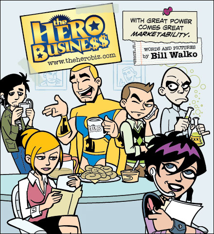 The Hero Business