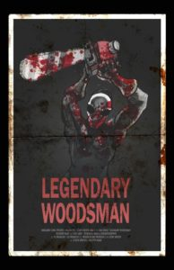 Legendary Woodsman, by Dan Butcher